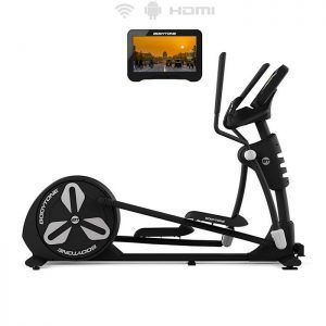 Crosstrainer with touchscreen EVOE1+