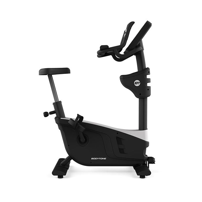 Upright Bike with touchscreen EVOU2+