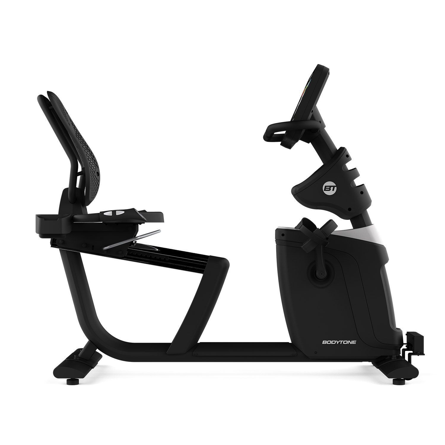 Recumbent Bike with touchscreen EVOR1+