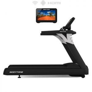 Treadmill with touchscreen EVOT1+